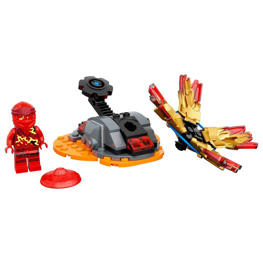 LEGO Ninjago Spinjitzu Burst Kai Building Set, , large