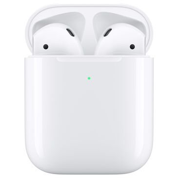 Apple AirPods with Wireless Charging Case with AppleCare+ in White, , large