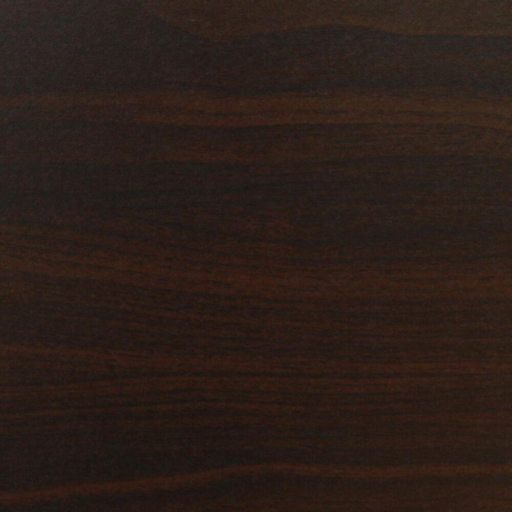 "Regency Global Sourcing Kahlo 30"" Leg Table in Mocha Walnut/Chrome, , large"
