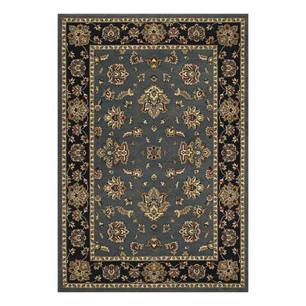 "Oriental Weavers Ariana 623H 6'7"" x 9'6"" Blue Area Rug, , large"