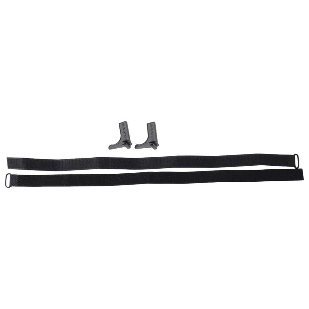 Sanus 3U Vented Rackmount Shelf in Black, , large