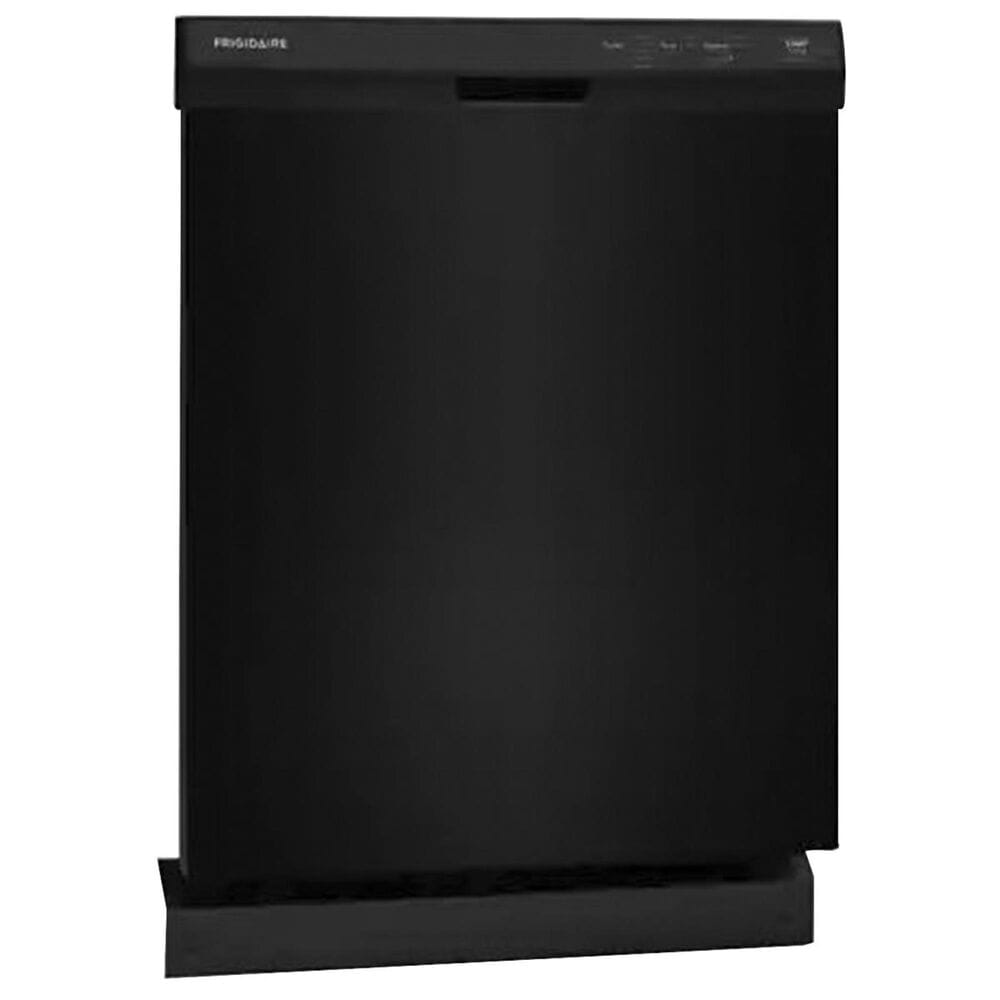 Frigidaire 3-Cycle Built-In Dishwasher in Black, , large