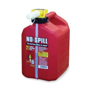 Toro 2.5 Gallon No Spill Gas Can, , large
