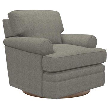 La-Z-Boy Roxie Swivel Glider Chair in Slate, , large