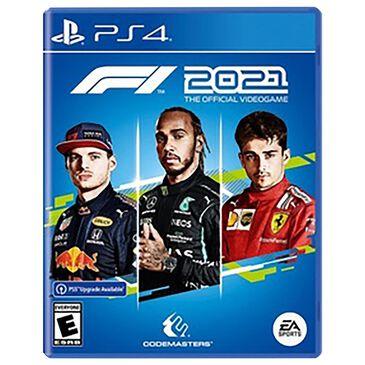 F1 2021 - PlayStation 4, , large