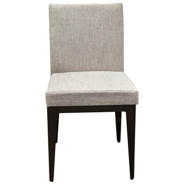 Amisco Pedro Side Chair in Oxidado and Shiitake, , large