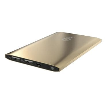 Pom Gear 5000mah Power2go Power Bank in Gold, , large