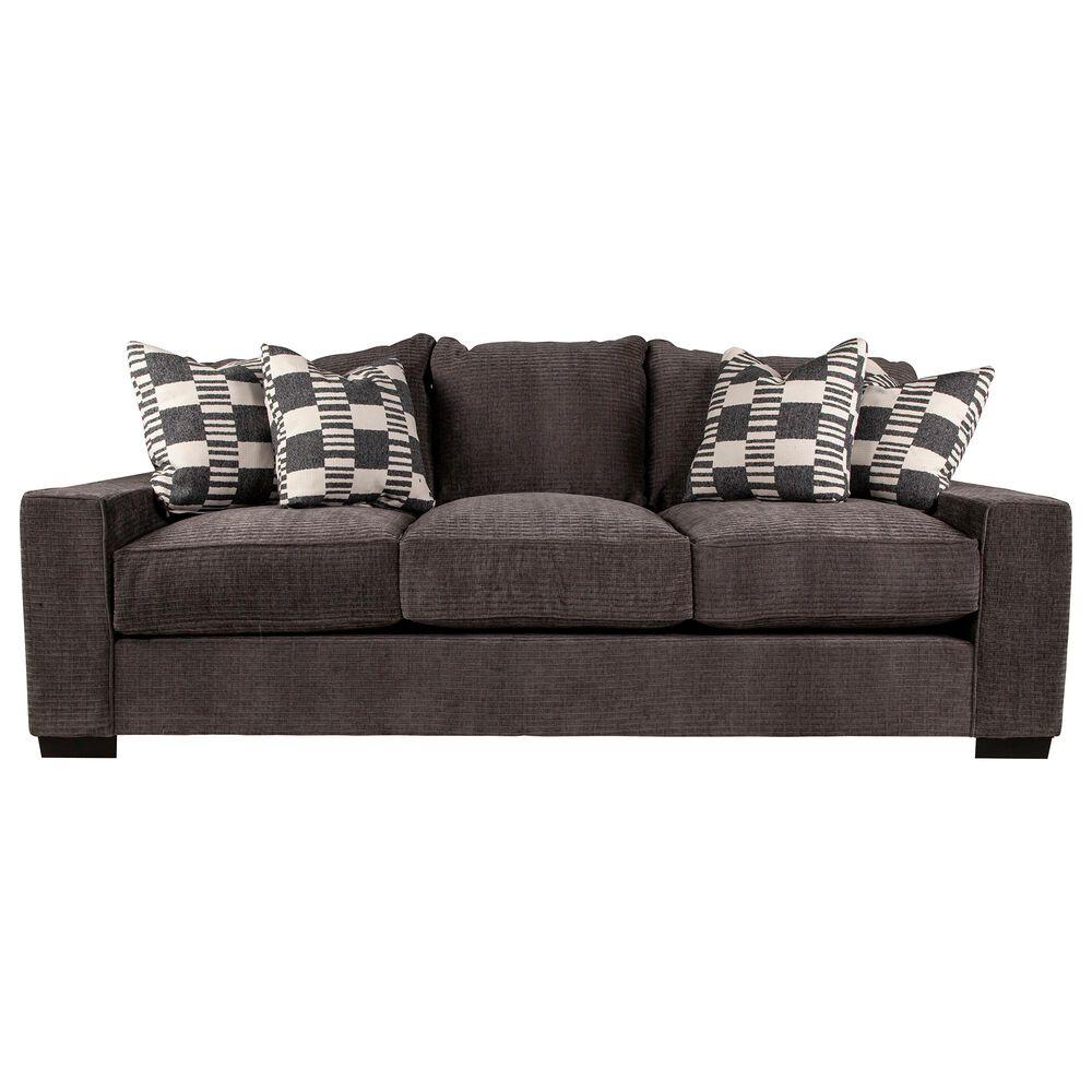 Michael Nicholas Designs Troy Sofa in Lift Charcoal, , large