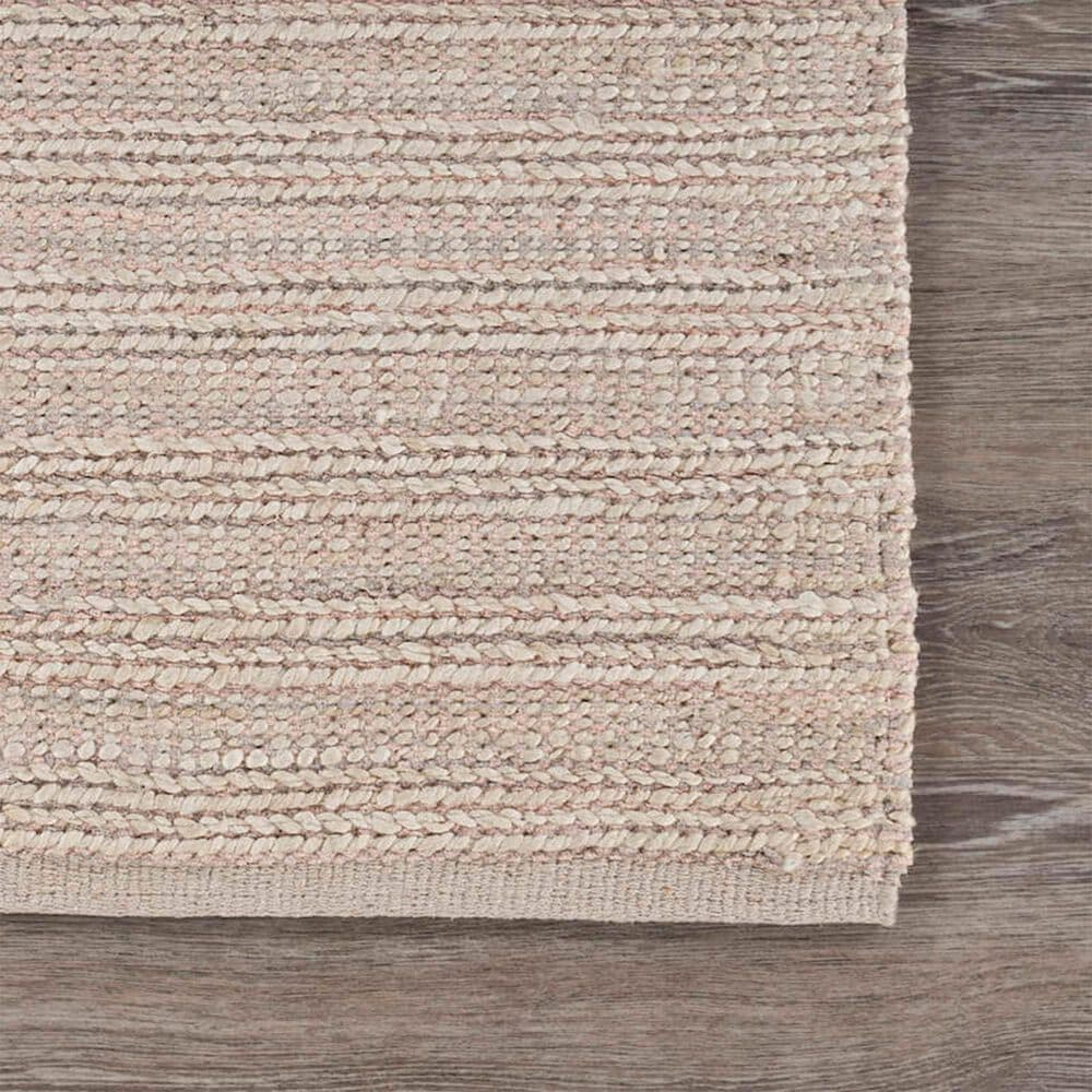 L&R Resources Bleached Naturals 9' x 12' Blush Area Rug, , large