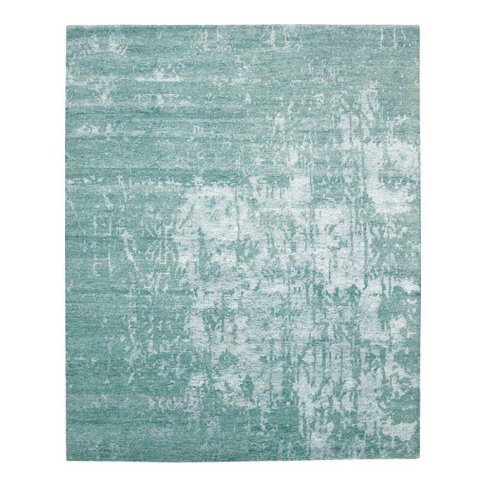 "Nourison Silk Shadows SHA10 9'9"" x 13'9"" Marine Area Rug, , large"
