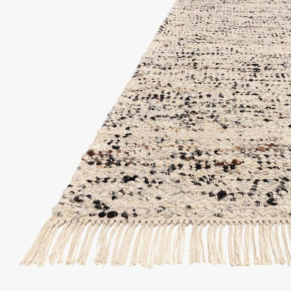 """Magnolia Home Hayes 5' x 7'6"""" Pebble and Natural Area Rug, , large"""