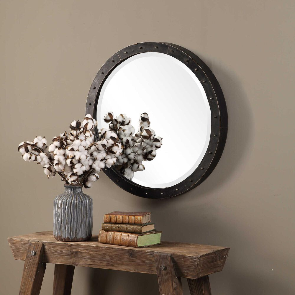 Uttermost Beldon Mirror, , large