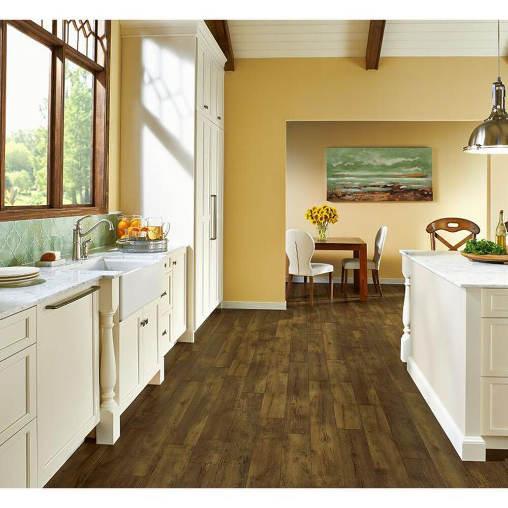 """Armstrong Farmhouse Plank Natural 7 1/4"""" x 48"""" Luxury Vinyl Plank, , large"""