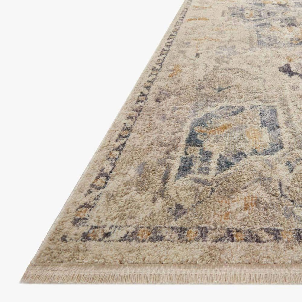 """Magnolia Home Janey JAY-01 11'6"""" x 15'6"""" Natural and Indigo Area Rug, , large"""