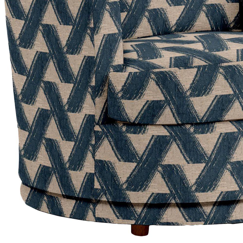 Best Home Furnishings Tina Swivel Chair in Marine, , large