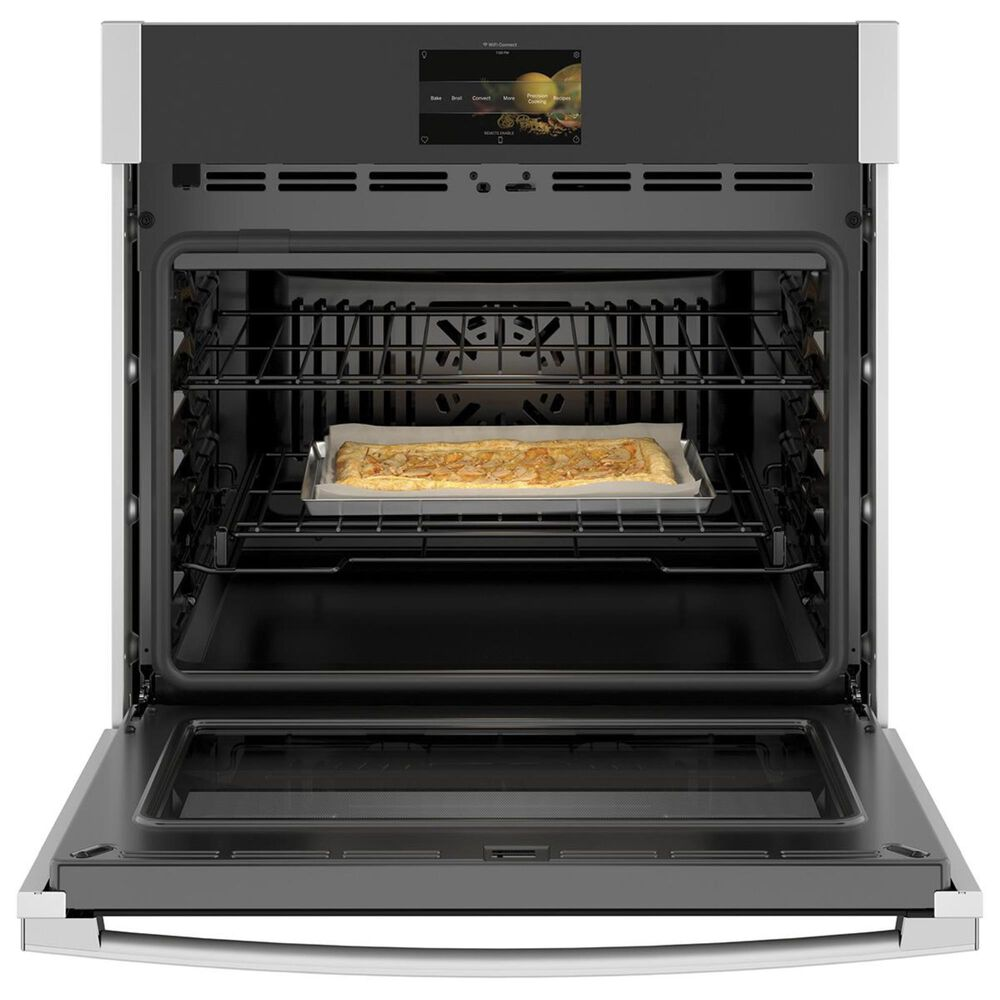 "GE Appliances Single Wall Oven 30"" with Convection in Stainless Steel, , large"
