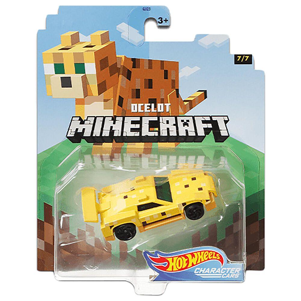Hot Wheels Minecraft - Ocelot, , large