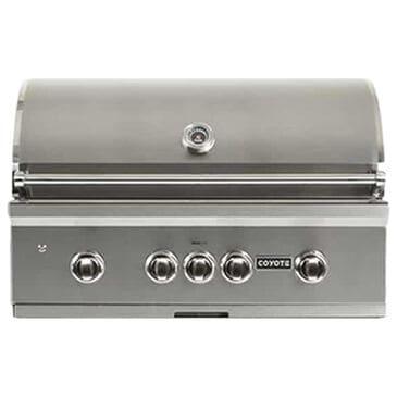 "Coyote Outdoor 36"" S-Series Liquid Propane Grill in Stainless Steel, , large"