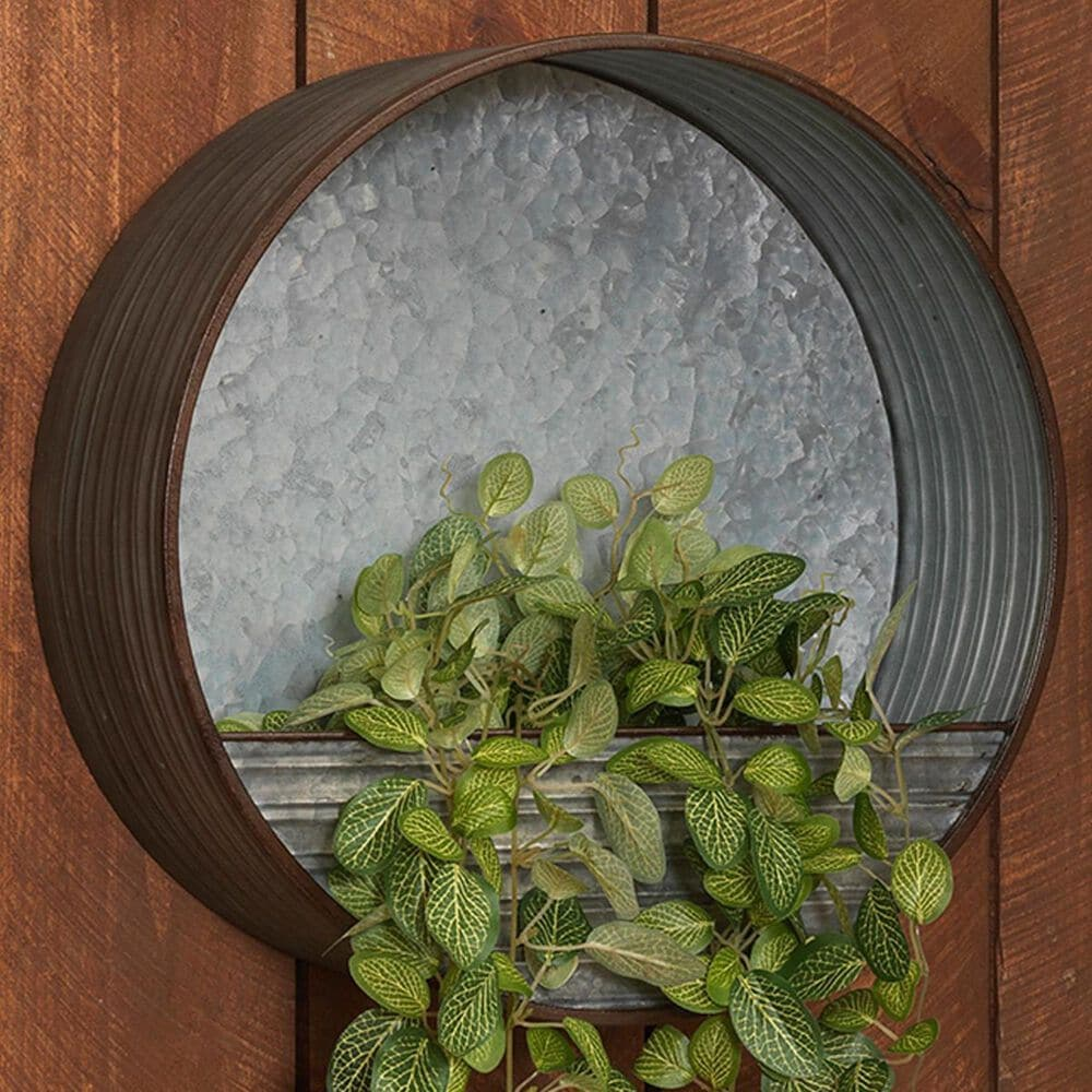 """The Gerson Company 15.7"""" Wall Planter, , large"""