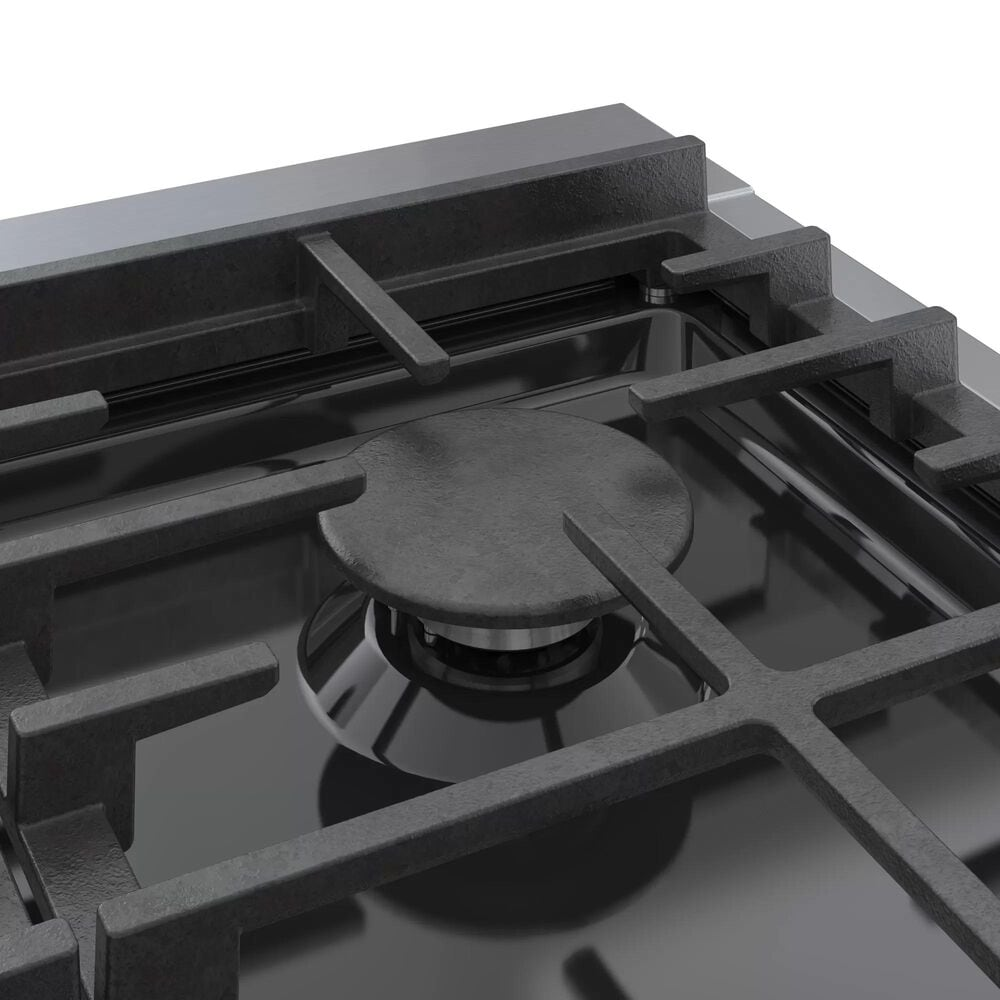 """Bosch 36"""" Gas Cooktop with 6 Burners in Stainless Steel, , large"""