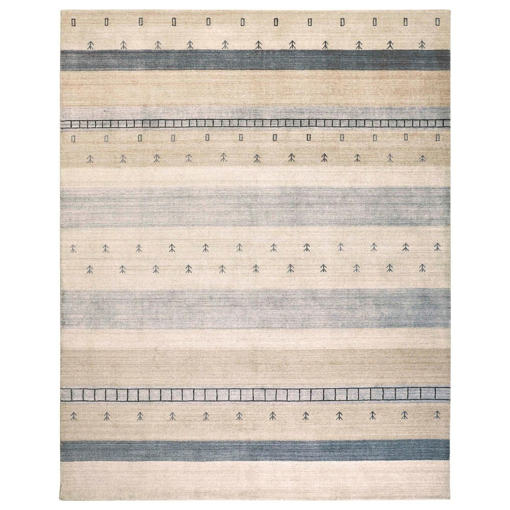 "Feizy Rugs Legacy 8'6"" x 11'6"" Beige and Gray Area Rug, , large"