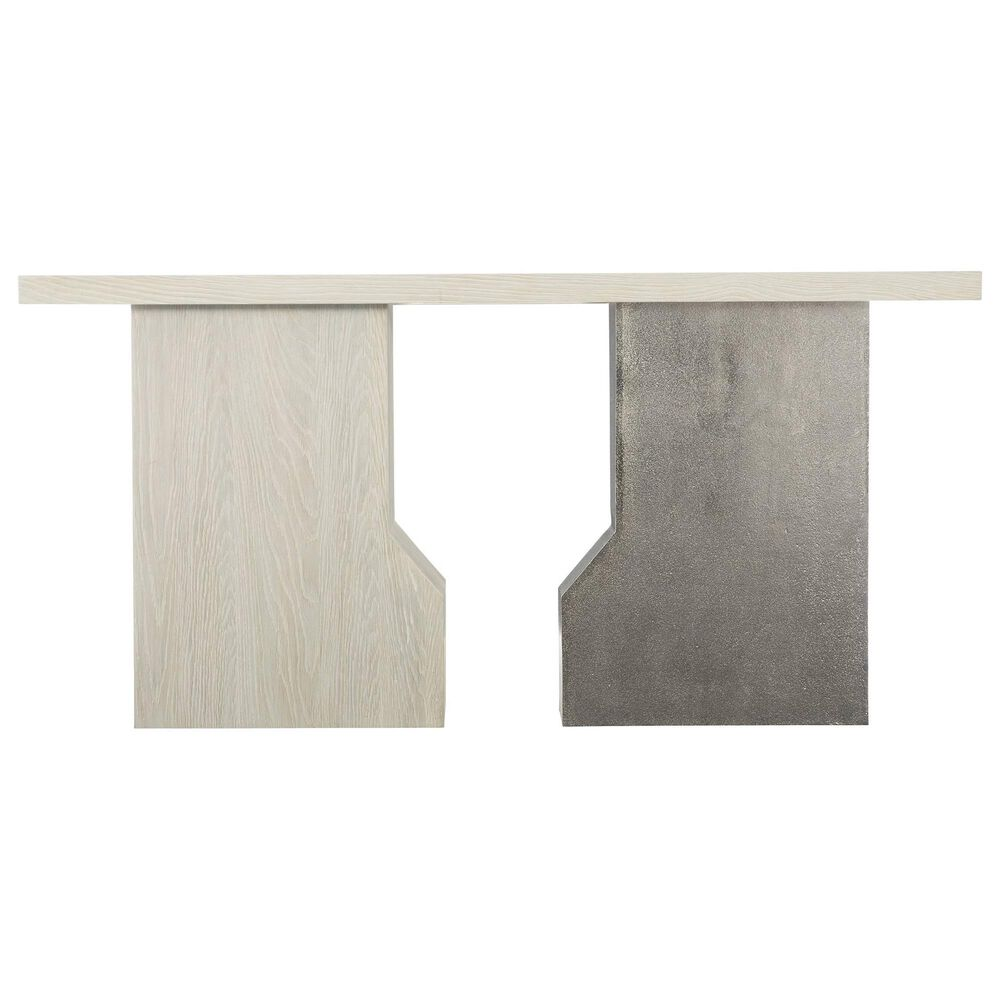 Bernhardt Ellis Console Table in Jicama and Nickel, , large