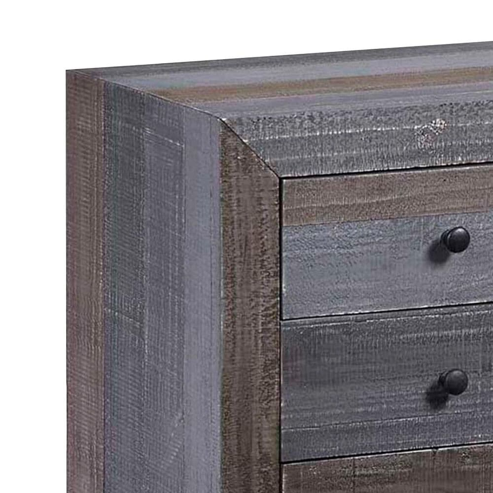 Tiddal Home Utah Nightstand in Forest Gray, , large