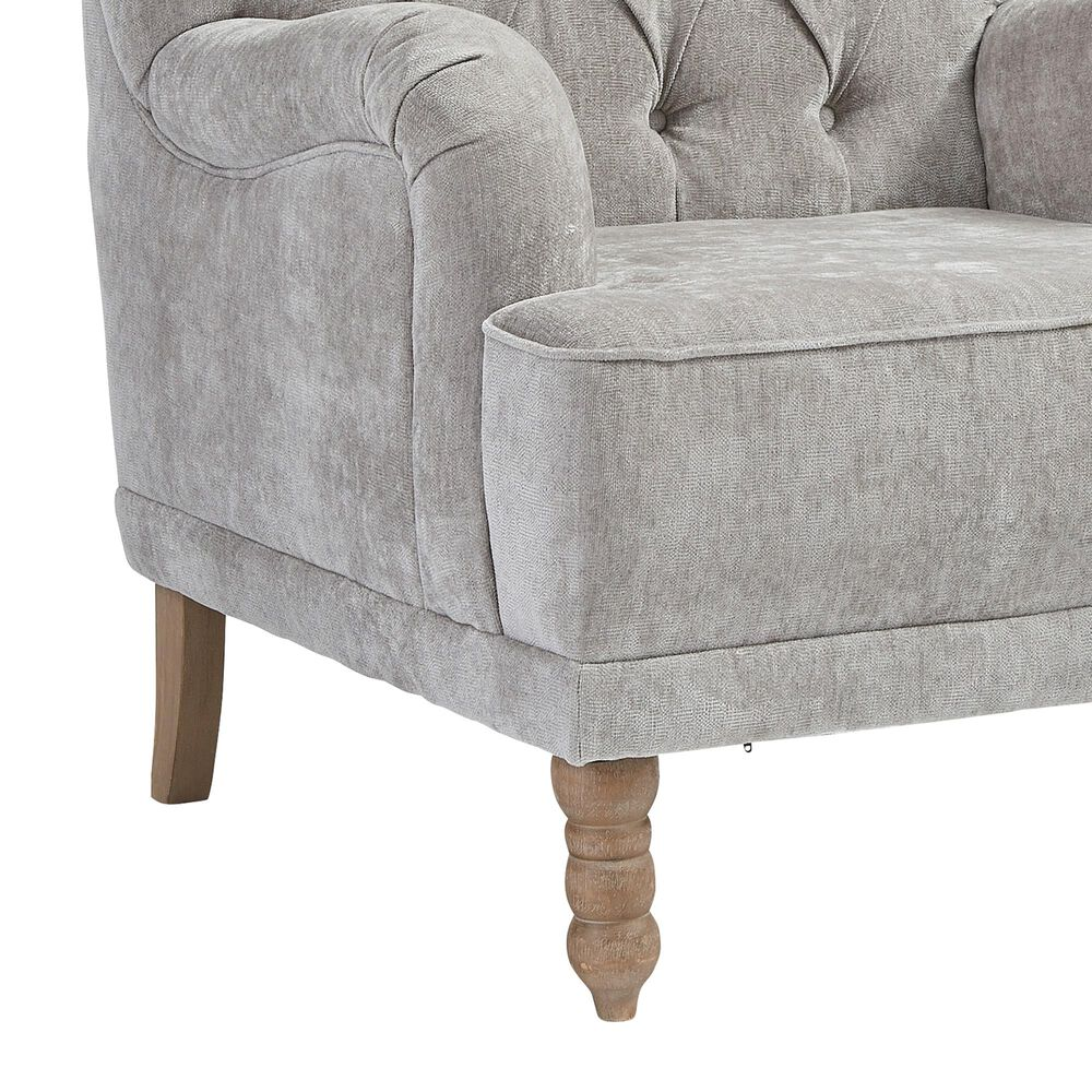 Signature Design by Ashley Dinara Accent Chair in Dove Gray, , large