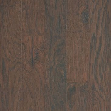 "Mohawk Kingmire 5.25"" x 48"" Bourbon Hickory Laminate, , large"
