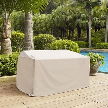 Crosley Furniture Outdoor Loveseat Furniture Cover, , large