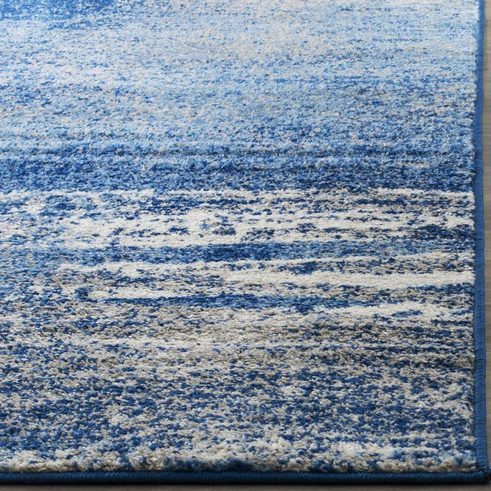 Safavieh Adirondack ADR112F-10 10' x 14' Silver/Blue Area Rug, , large