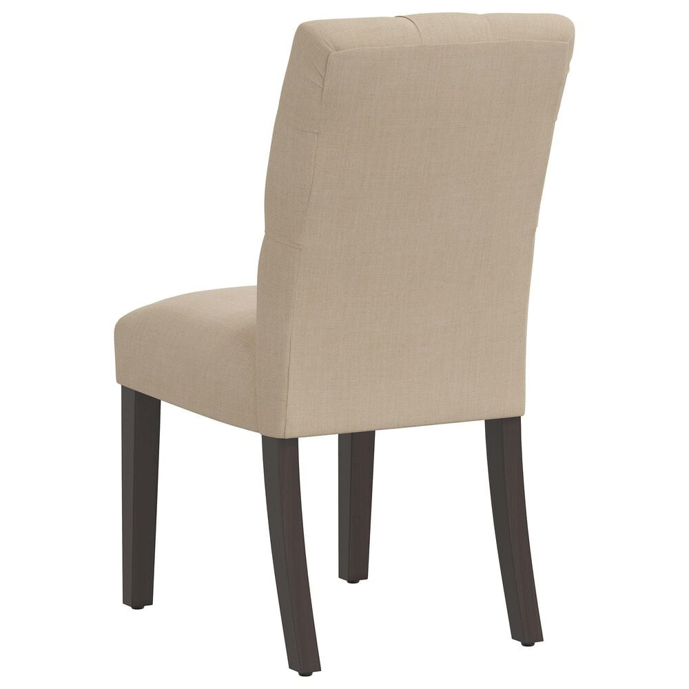 Skyline Furniture Dining Chair in Linen Linen, , large
