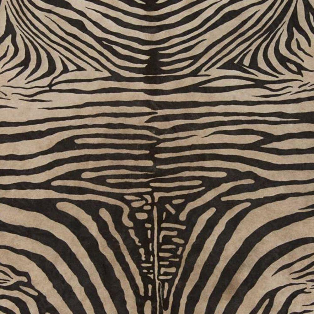 Nourison Couture IM110 6' x 8' Zebra Area Rug, , large