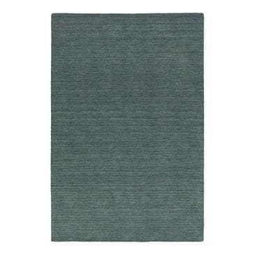 Oriental Weavers Aniston 27101 5' x 8' Blue Area Rug, , large