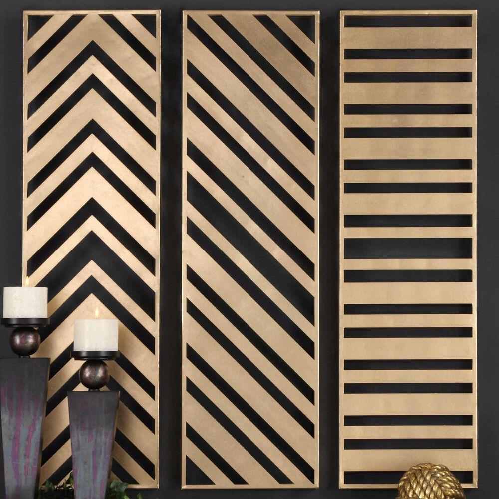 Uttermost Zahara Panels (Set of 3), , large