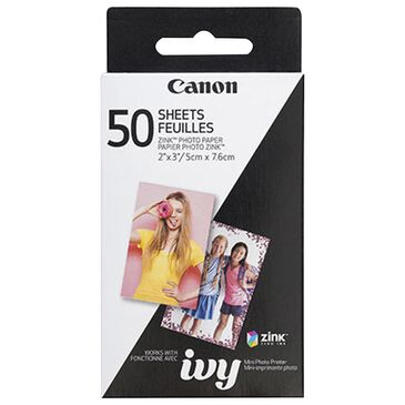 Canon Zink Photo Paper - 50 Sheets, , large