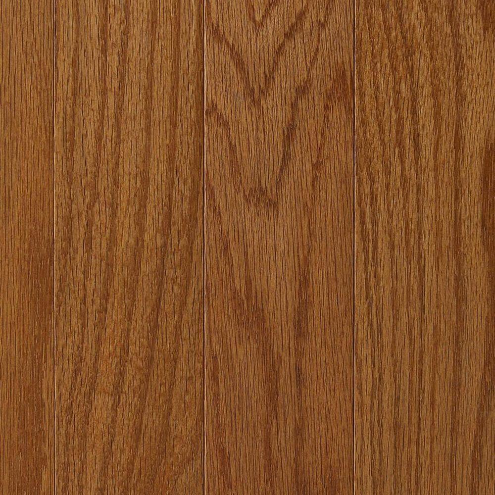 """Mullican Flooring Hillshire Gunstock Oak 5"""" Hardwood, , large"""
