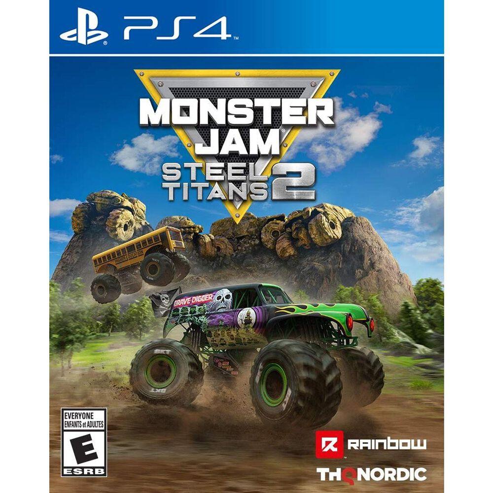 Monster Jam Steel Titans 2 - PlayStation 4, , large