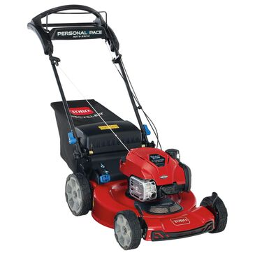 """Toro 22"""" SmartStow Personal Pace Auto-Drive High Wheel Lawn Mower, , large"""