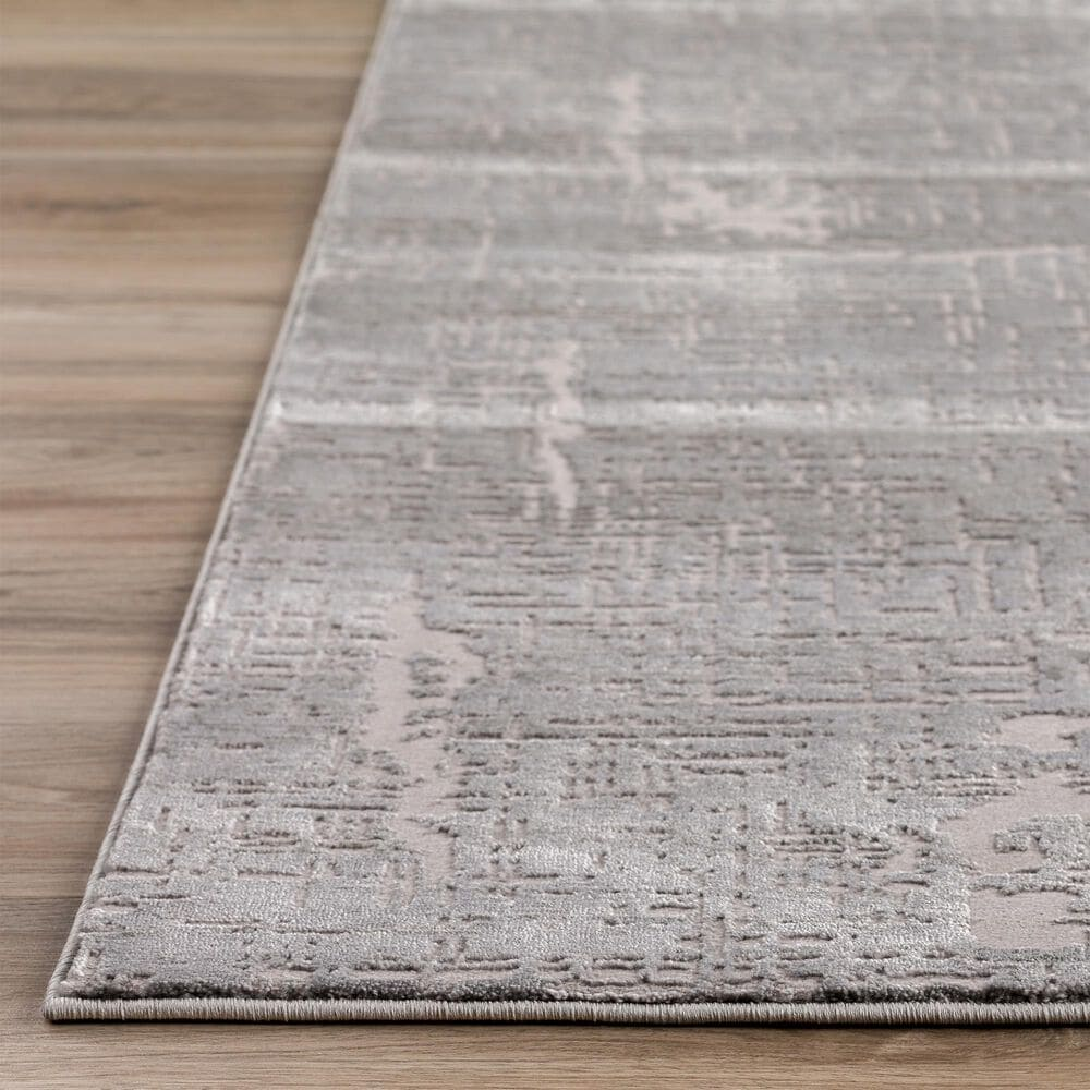 """Dalyn Rug Company Cascina CC5 2'3"""" x 7'5"""" Graphite Runner, , large"""