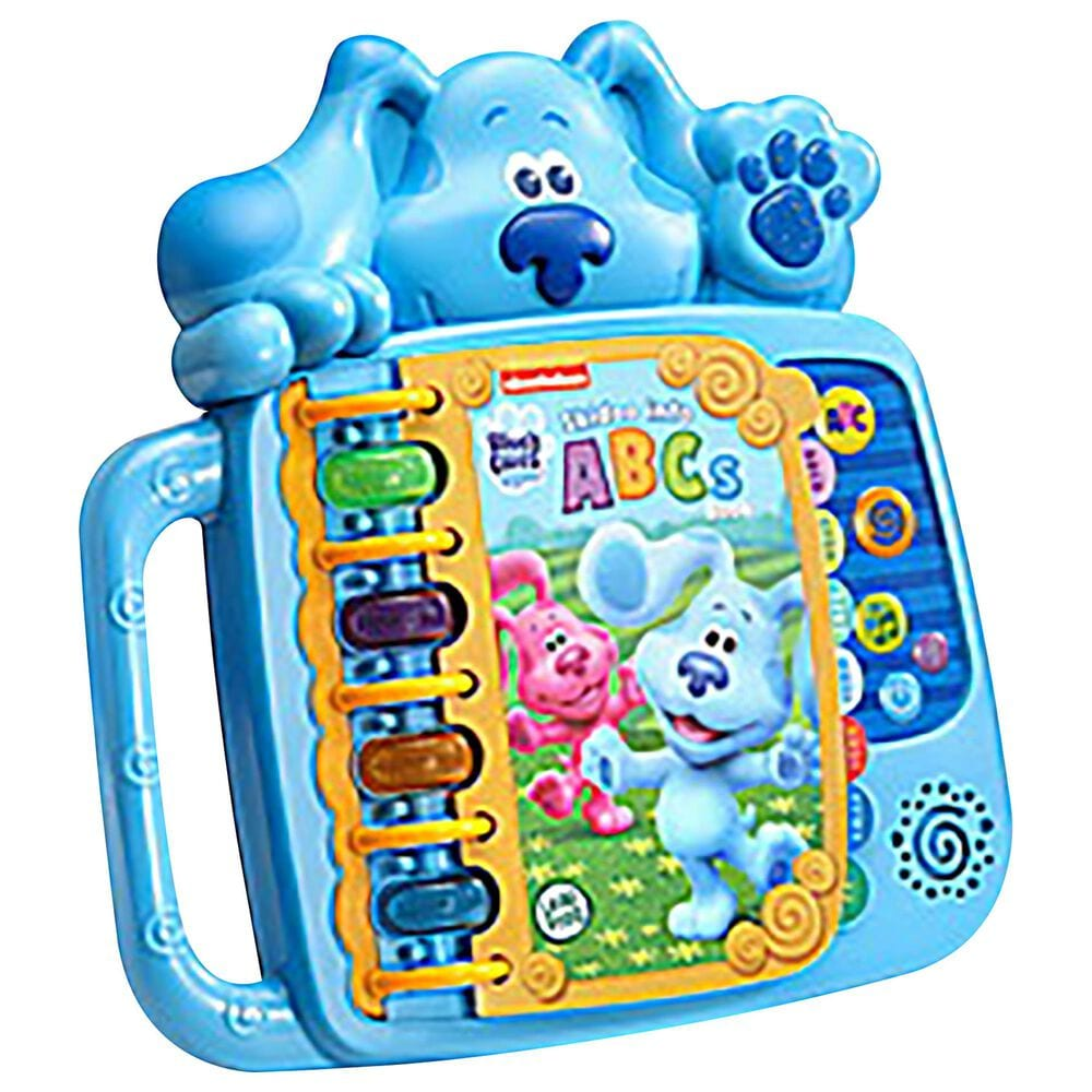 Vtech Toys Blue's Clues and You! Skidoo Into ABCs Book, , large