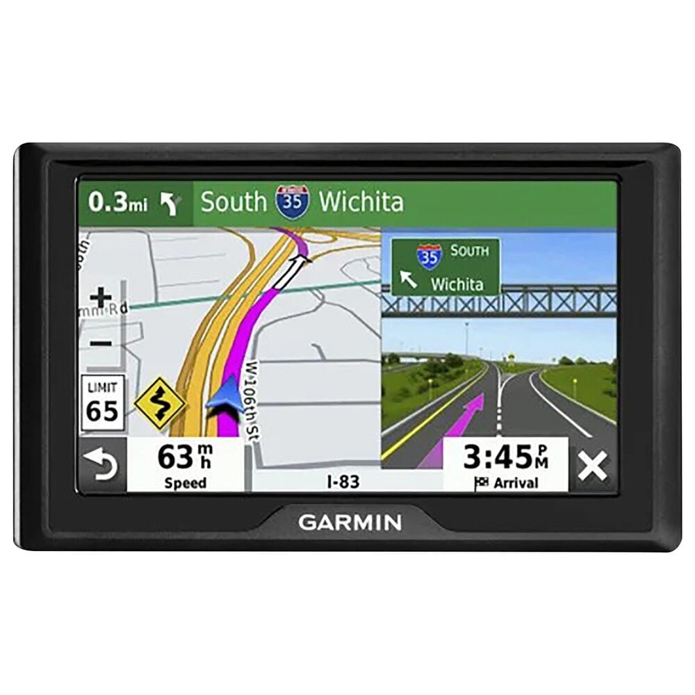 """Garmin Drive 52 and Traffic 5"""" GPS in Black, , large"""