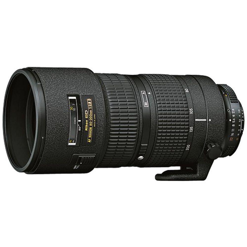 Nikon AF Zoom-Nikkor 80-200mm f/2.8D ED Lens, , large