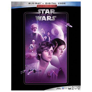 Star Wars: A New Hope [Blu-ray + Digital], , large