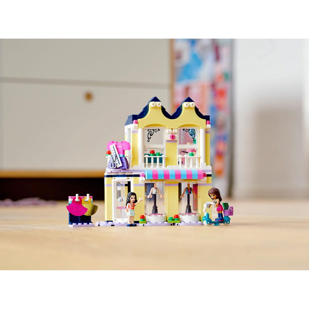 LEGO Friends Emma's Fashion Shop Building Set, , large