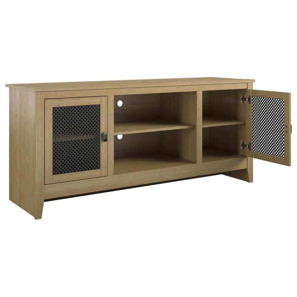 "DHP Foxcroft 65"" TV Stand in Golden Oak/Dover Valley Oak, , large"