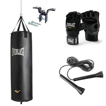 Everlast Hanging Boxing Cardio Bundle, , large