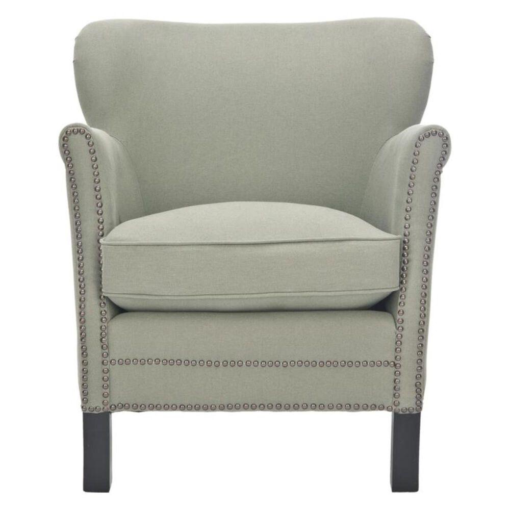 Safavieh Mercer Modern Jenny Arm Chair in Sea Mist, , large