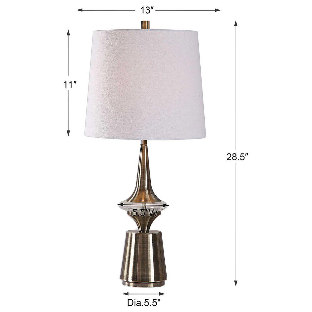 Uttermost Alverson Table Lamp, , large