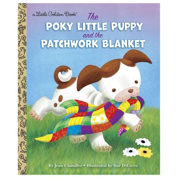 The Poky Little Puppy and the Patchwork Blanket, , large